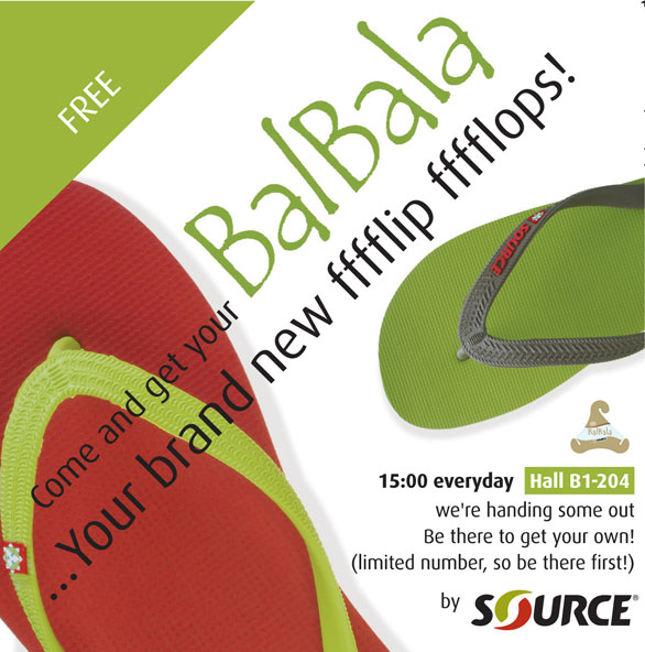 Come and get your BALBALA!