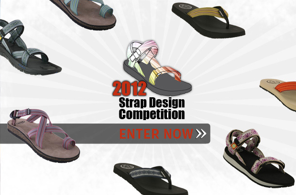 The 2012 Collection SOURCE Sandal Strap Design Contest is about to begin!