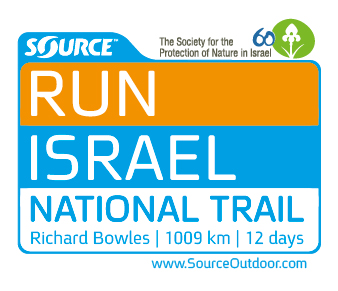Running 1,009 km in 12 days - Source supporting Richard Bowles