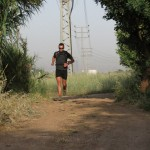 Richard Bowles on Israel National Trail
