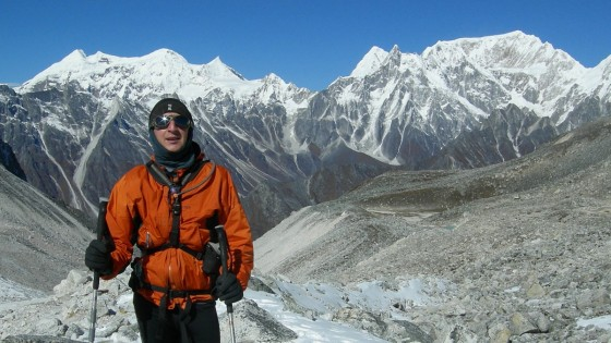 Running the Himalayas with (almost) nothing but a SOURCE Hydration Pack