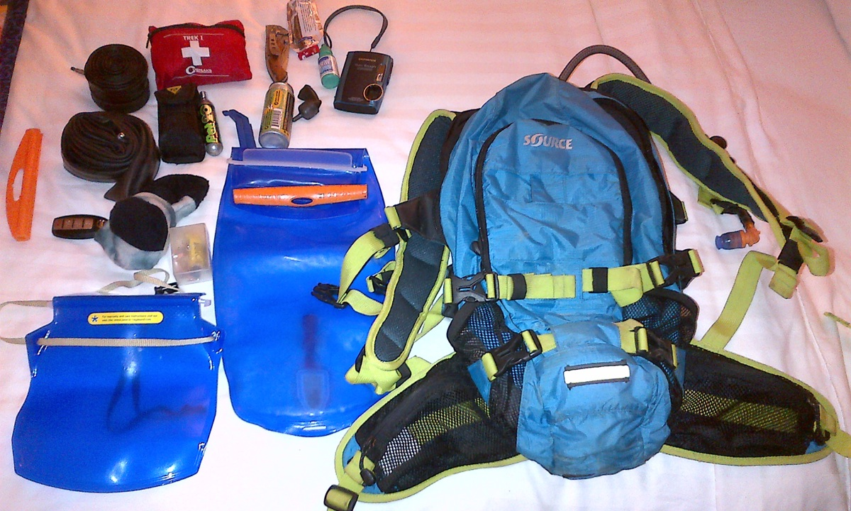 Car First Aid Kit >> Report from the «Wildcat» Ultra Endurance mountain bike ...