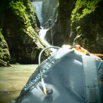 Canyoning with SOURCE Hydration