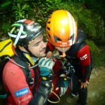Canyoning - there's also easier tours for families