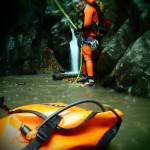 Laurent Poublan - Good gear and clothing is key for a successful Canyoning tour