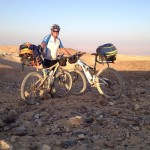 Israel National Trail Bike Trip - Amazing Landscape