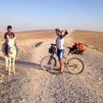 Israel National Trail Bike Trip - Negev