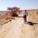 Israel National Trail Bike Trip - Beautiful Landscape