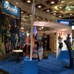 SOURCE BOOTH OUTDDOR RETAILER WINTER 2014