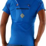 Men's short sleeve Hydration Shirt