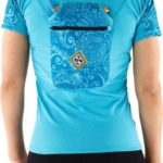 Women's short sleeve Hydration Shirt
