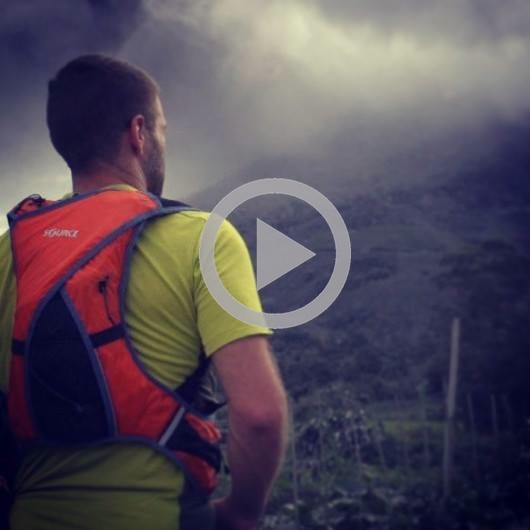 Watch Mini Documentary: Adventure Running in Volcanic Sumatra, Day 1