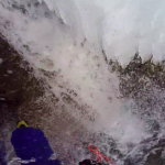Ice Canyoning Snow 3