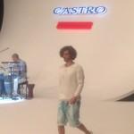 SOURCE Sandals CASTRO Fashion Show Surfer