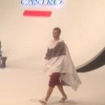 SOURCE Sandals CASTRO Fashion Show White