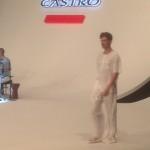 SOURCE Sandals Elegant CASTRO Fashion Show