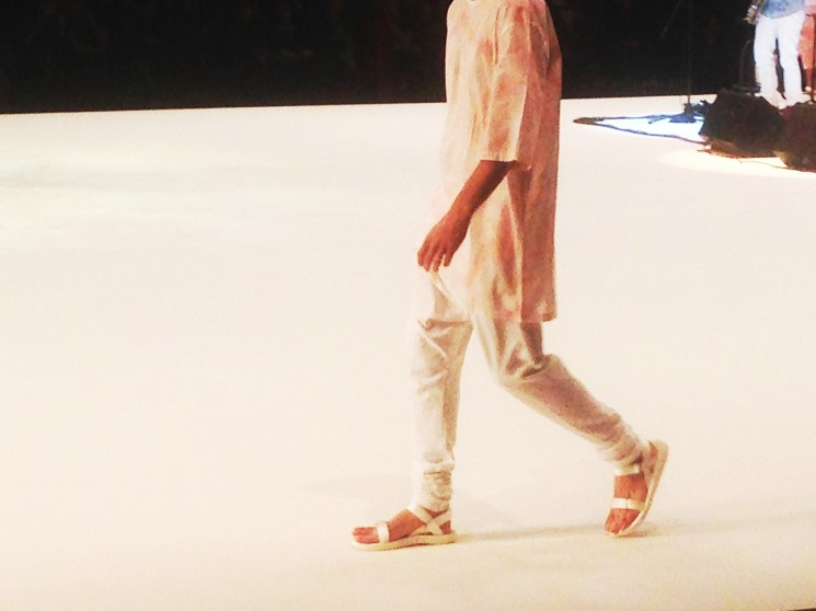 SOURCE Sandals On The Catwalk