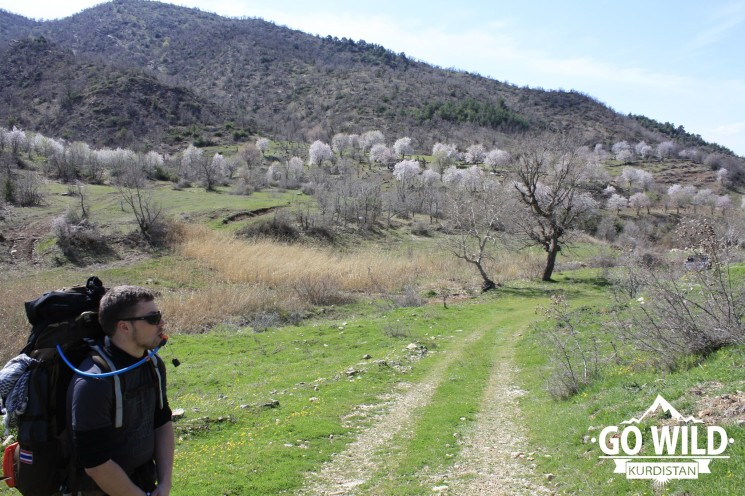 Go Wild Kurdistan - With SOURCE Hydration & Sandals