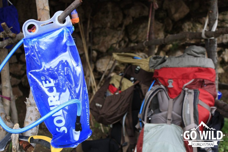 SOURCE Hydration System Hiking Equipment