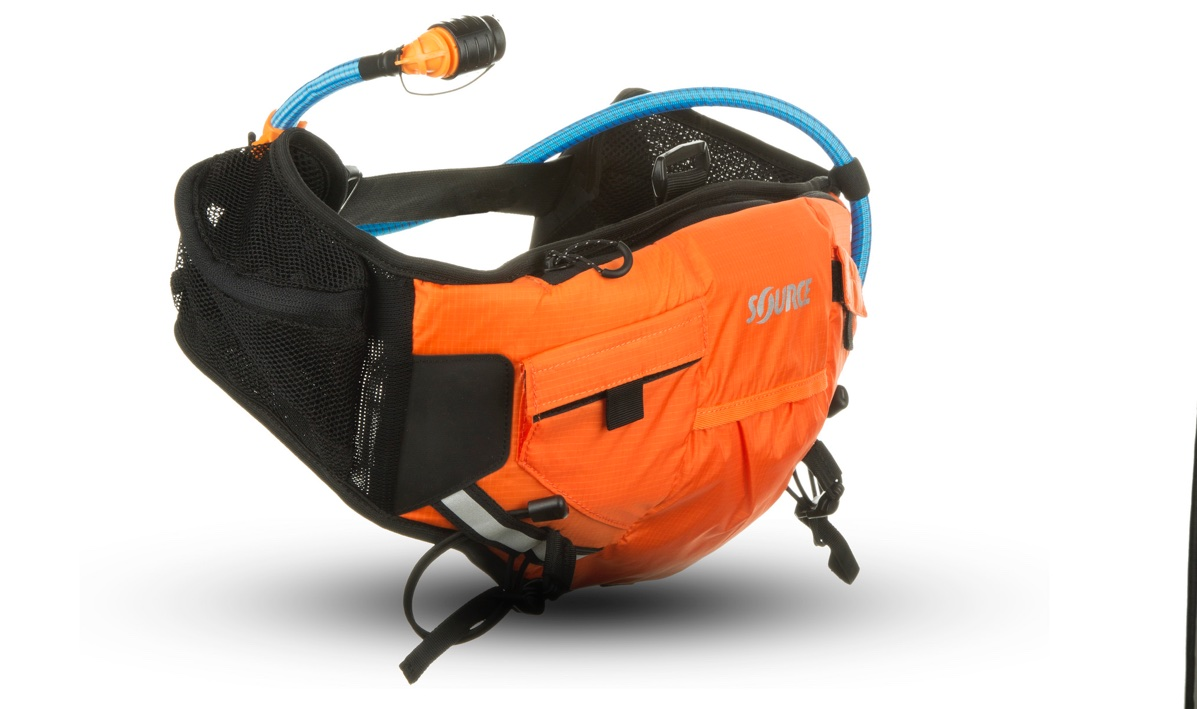 SOURCE Hipster Hydration Belt