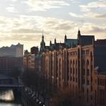 Backdrop: Hamburg Hafen-City