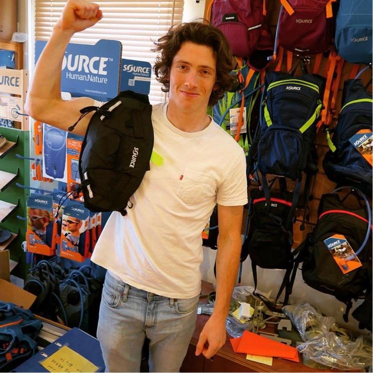 Meet James Stock: #Enduro #mtb #Proracer #SourceHydration