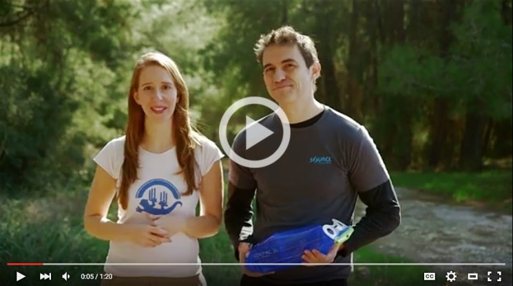 Watch: SOURCE Widepac Hydration System Essentials
