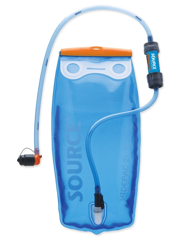 Filtering Widepac Hydration System