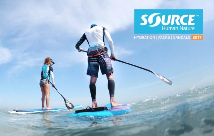 Meet SOURCE 2017 Hydration & Sandals