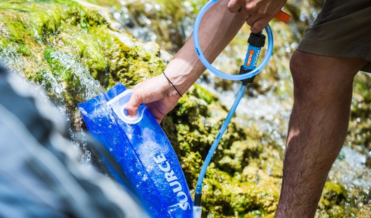 Must-Have For Summer 2016: Advantages Of The New SOURCE Filtering Hydration Kit