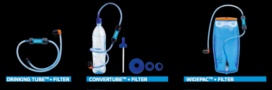 SOURCE Filtering Hydration System Sawyer