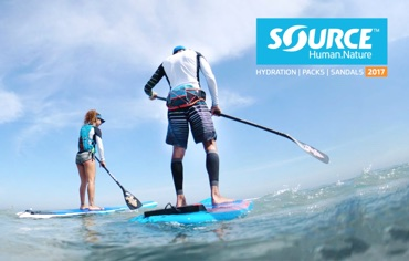 Meet SOURCE 2017 Hydration & Sandals