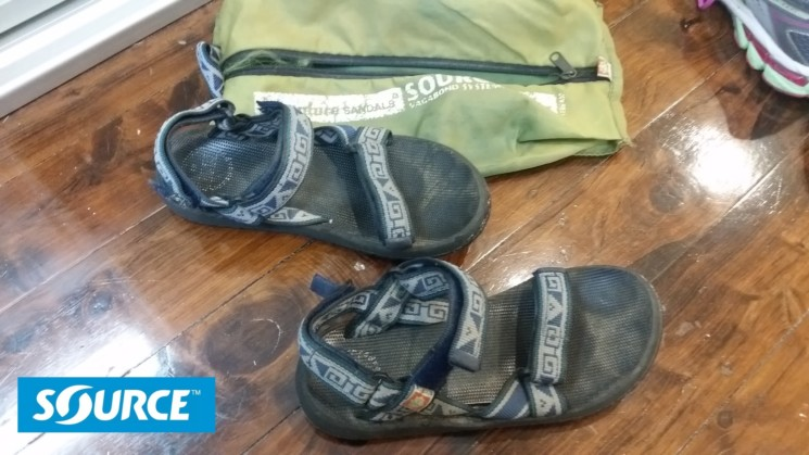 Durable Stream Sandals 20 years