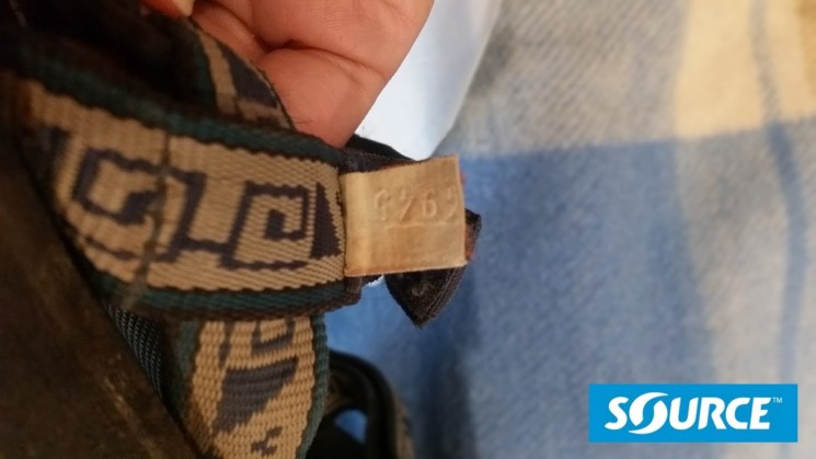 Source Sandals Numbering ID