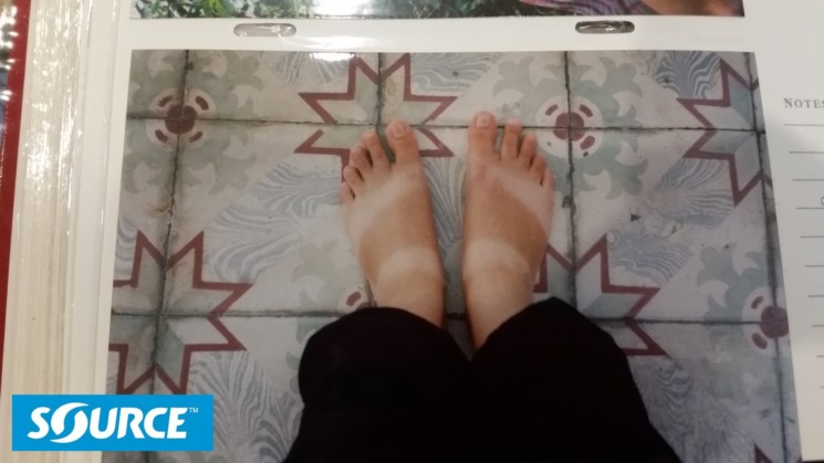 Source Sandals Tan Vietnam