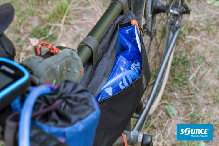 Bikepacking Hydration Frame Source