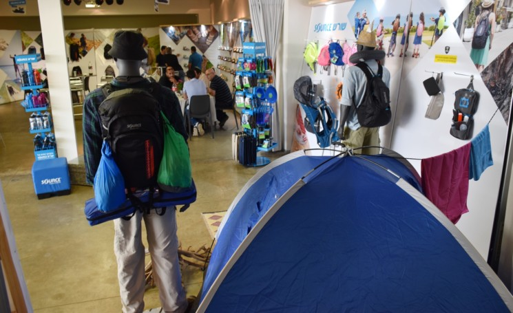 SOURCE Expo: 2019 Hydration Packs & Sandals