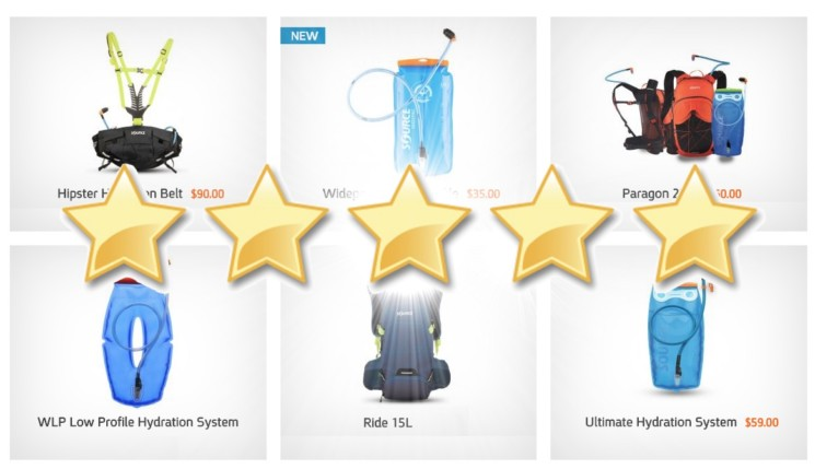 """Best Hydration Bladder"" in Summer 2018"