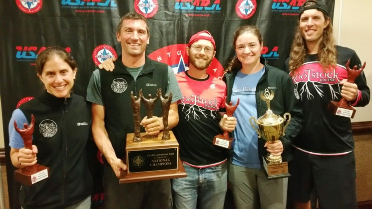 Adventure Racing Team: Successful 2018 Season