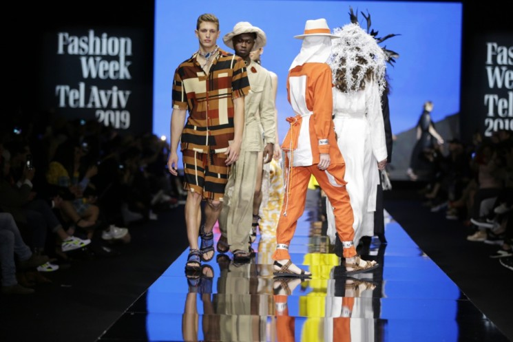 On The Catwalk: New Territory For SOURCE Sandals