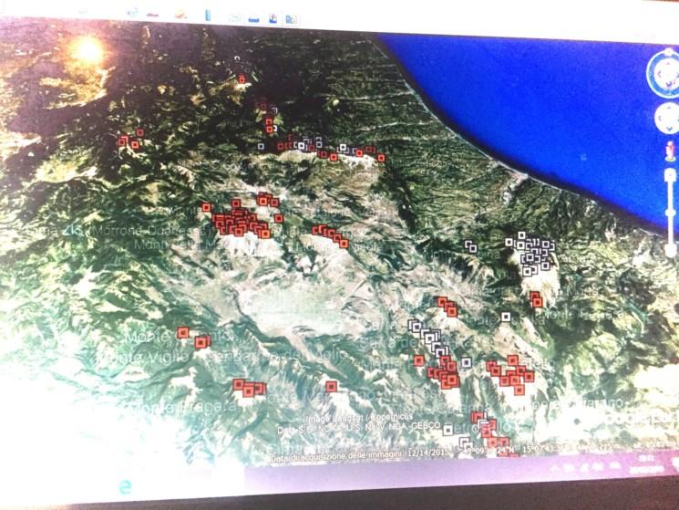261 Peaks - Daniele's Appenine Summit Hiking Challenge