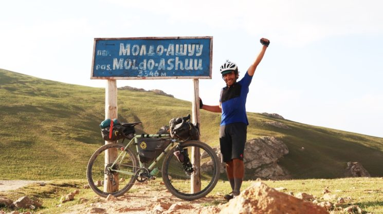 """Brutal And Beautiful"" Silk Road Mountain Race"