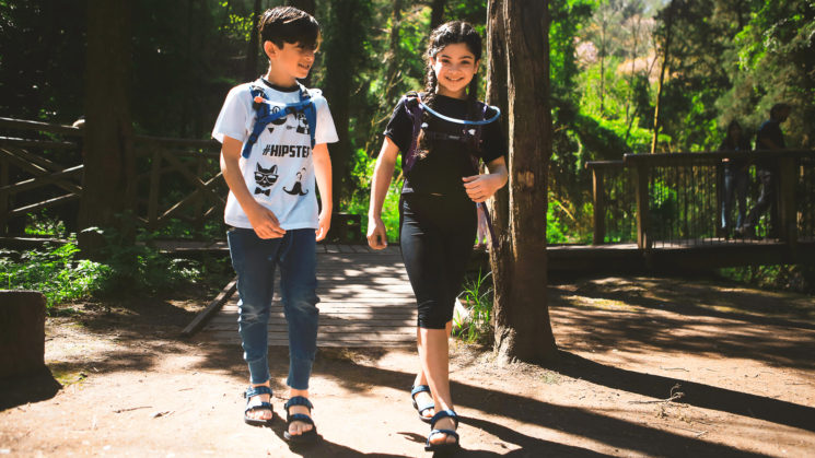 Hiking With Kids - 5 Tips for Beginners